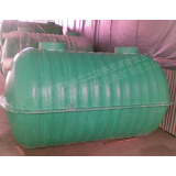 Professional supplier for grease tank FRP oil separation tank