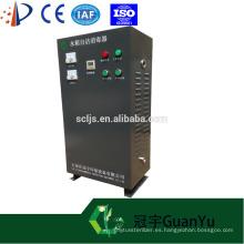 10g, 18g, generador de ozono 28g para la venta vivienda de filtro de acero inoxidable