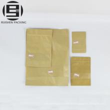 Изготовленная на заказ бумага молния мешок упаковки для еды