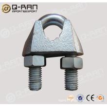U.S.type câble galvanisé malléable clips gréement