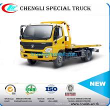 FOTON caminhão pesado recuperação caminhões China reboque reboque