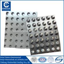 Plastic Dimple Wasserdichte Drainage Board