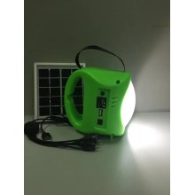 Solar LED Portable Camping Hand Light