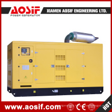 380volt 400volt 415volt High Power Low Fuel Consumption 3phase AC Generator