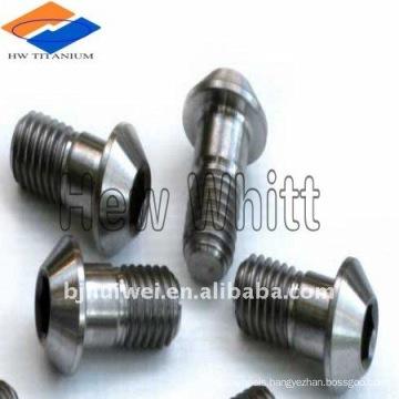 Titanium button head screw ISO 7380