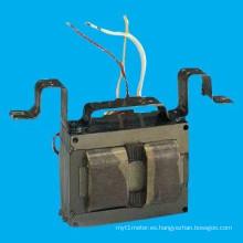 Lastro Hx-Hpf aprobado por UL para la lámpara de mercurio de alta presión 175w