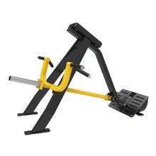 Máquina carregada do T-Braço da placa comercial da força do martelo do equipamento da ginástica