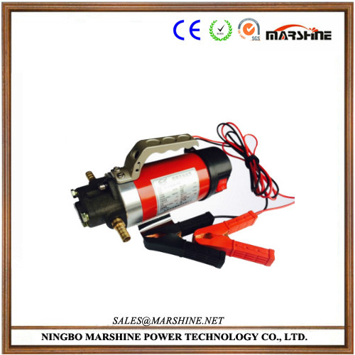 DC hydraulic gear oil pump