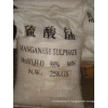Approvisionnement d'usine Mnso4 sulfate de manganèse