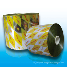 Roll Film After Slitting Packaging