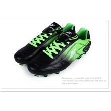 Hombre dinero apretón antideslizante zapatos de fútbol 10