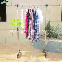 Nuevo bastidor de ropa extensible extensible de las varillas de Protable