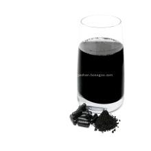 Purificación de aire de carbón activado granular de cáscara de coco