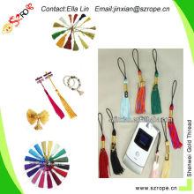 Tassel de téléphone portable / pompon de téléphone portable / gland de téléphone