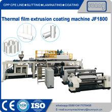extrusion coating laminating machine model JF1800