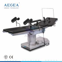 AG-OT007 elektrischer hydraulischer chirurgischer medizinischer Krankenhausoperationstischpreis