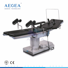 Reclining patient emergency rescue urology theatre electric operating tables