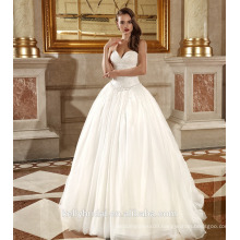ZM16028 New Stylish Best Selling Sweetheart Neck Charming Bridal Gowns 2016 Wedding Dresses Plus Size Ball Gown