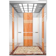 Aksen alta qualidade passageiro elevador espelho gravura
