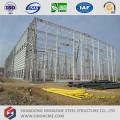 Edificio industrial Strucutre de acero de gran altura