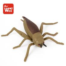 шаньтоу фабрика оптовая саранча модель мягкие резиновые маленькие игрушки для детей