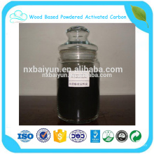 Activated carbon of 240 mesh wood based powdered activated carbon price