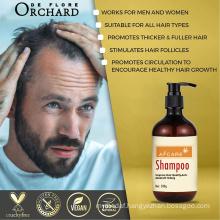 Wholesale Natural Organic Smoothing Refreshing Oil Control Shampoo 500ml