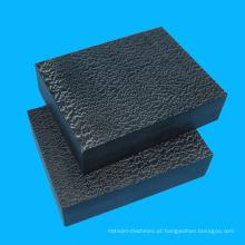 Gravura do CNC do tamanho da folha do componente do ABS do PVC