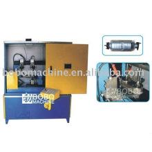 Car muffler seam welding machine