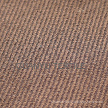Polyester Twill Suede Fabric for Decoration