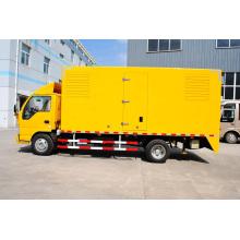 Gerador a diesel do tipo caminhão