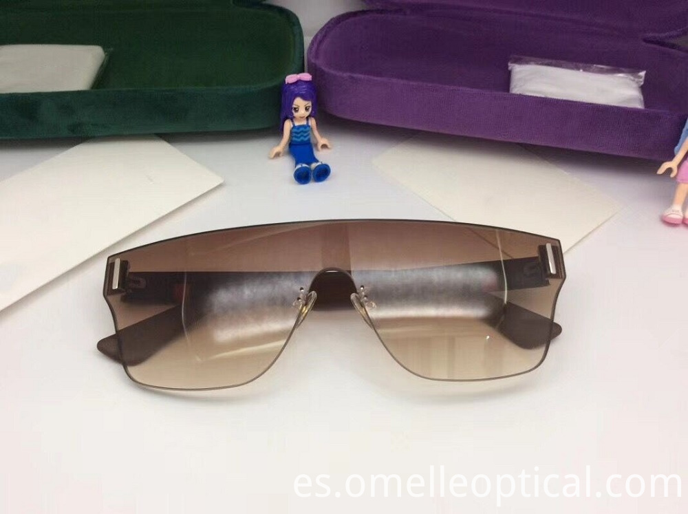 Fashion Goggle Sunglasses