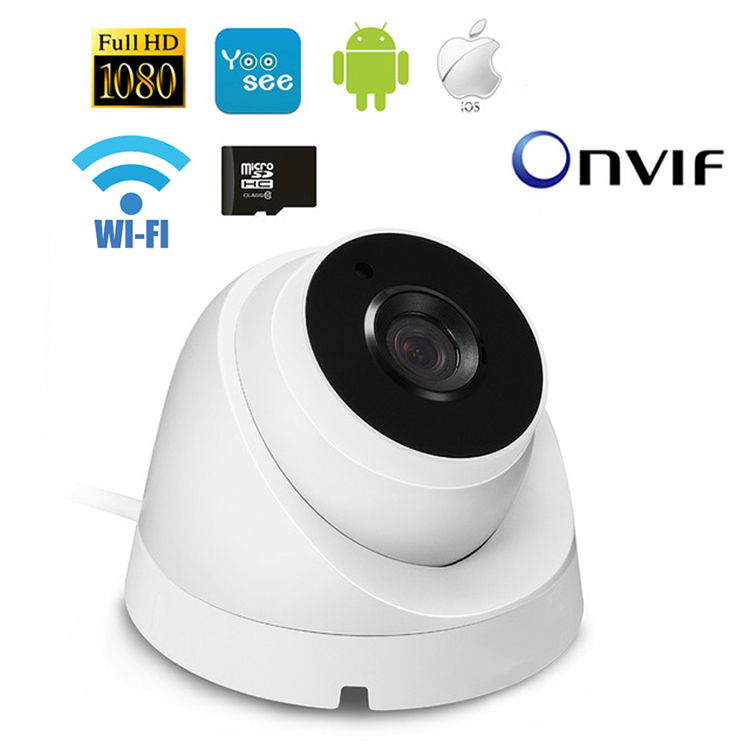 Waterproof Outdoor Ip Camera
