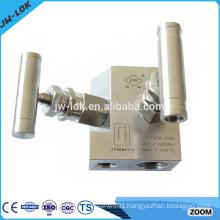 CE approved 2 way manifold valve