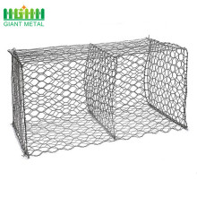 Factory Gabion Baskets Mesh Gabion Box untuk Gabion Wall