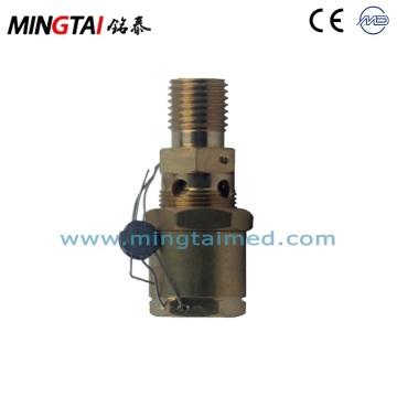 Safety valve for hospital