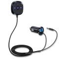 Bluetooth громкой Автомобильный комплект с Автомобильное зарядное устройство