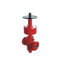 Vanne-vanne manuelle et hydraulique Vanne-vanne manuelle