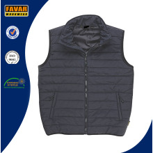 Weather Resistant Black Lightweight Padded Body warmer