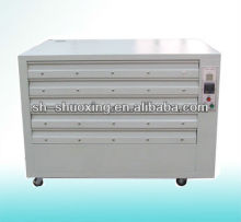 Precise screen drying cabinet,screen printing drying machine
