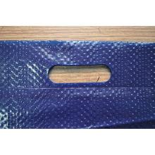 Promueve el bolso del paquete del PVC más barato transparente