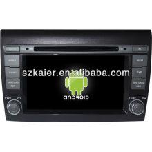 Auto-DVD-Player für Android-System Fiat Bravo