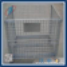 Palette de boîte pliable