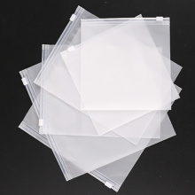 Bolsa de plástico con cremallera impermeable biodegradable personalizada