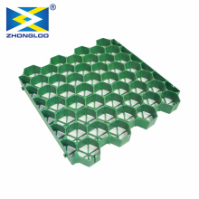 Factory Direct Supply HDPE Grass Grids Pavers plastic gravel grid Gravel Driveway