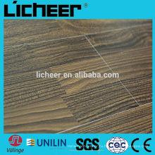 Ламинированные полы производителей Китай средней рельефной поверхности 8,3 мм / легко нажмите ламинированных напольных покрытий