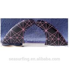 vente chaude palmes de planche de surf / longboard en carbone avec la conception d'OEM