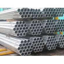 100mm Galvanized pipe for chilled water supply / return to BS 1387, JIS G 3452 - KOREAN