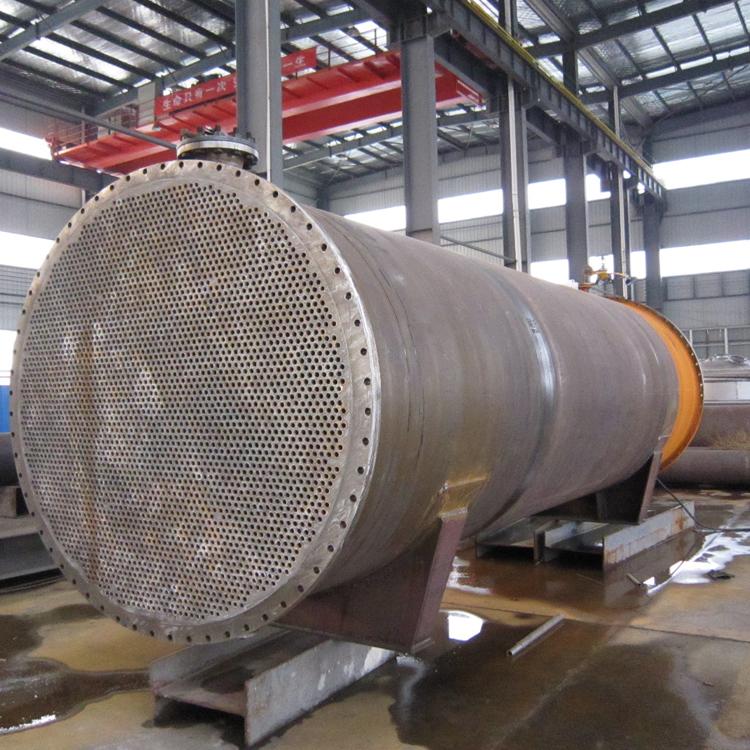 fixed tube heat exchanger