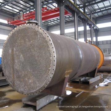 Trocador de calor de tubo industrial